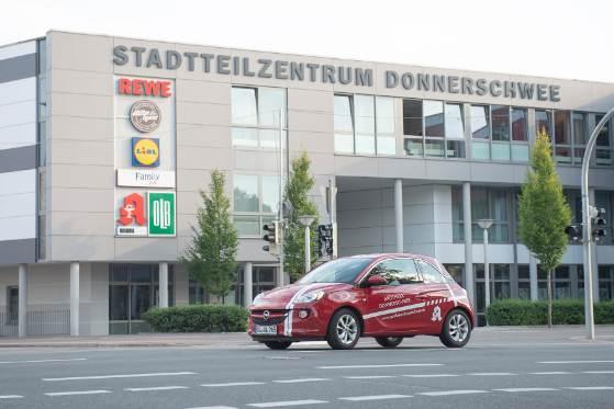 Apotheke Donnerschwee: Lieferservice mit dem Auto